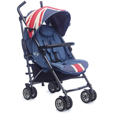 Easywalker MINI Buggy (Union Jack Vintage)