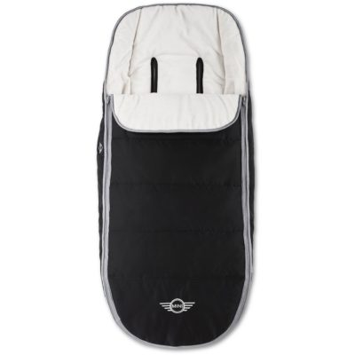 Easywalker MINI Footmuff (Special Edition Black) 1