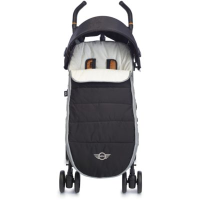 Easywalker MINI Footmuff (Special Edition Black)
