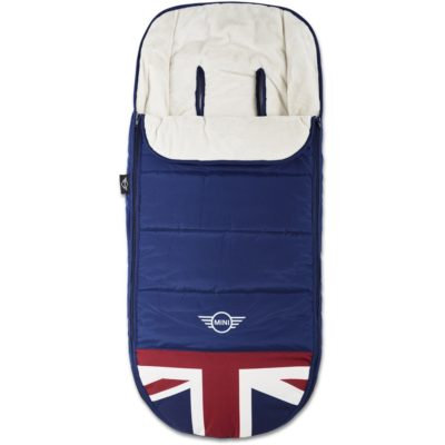 Easywalker MINI Footmuff (Union Jack Classic)