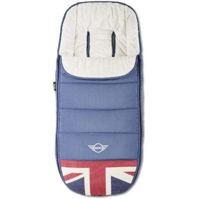 Easywalker MINI Footmuff (Union Jack Vintage)