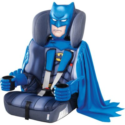 Kids Embrace 1-2-3 Car Seat (Batman) 1