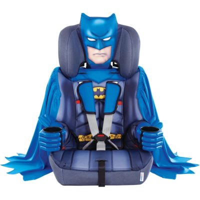 Kids Embrace 1-2-3 Car Seat (Batman)