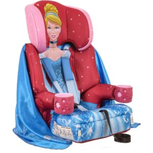 Kids Embrace 1-2-3 Car Seat (Cinderella) 1