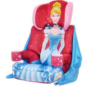 Kids Embrace 1-2-3 Car Seat (Cinderella)