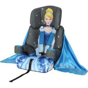 Kids Embrace 1-2-3 Car Seat (Cinderella Platinum) 1