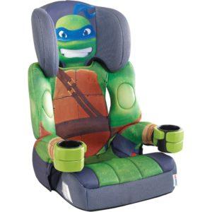 Kids Embrace 1-2-3 Car Seat (Teenage Mutant Ninja Turtles) 1