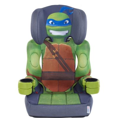 Kids Embrace 1-2-3 Car Seat (Teenage Mutant Ninja Turtles)