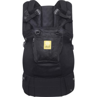 Lillebaby Complete Airflow 6-in-1 Baby Carrier (Black) 1