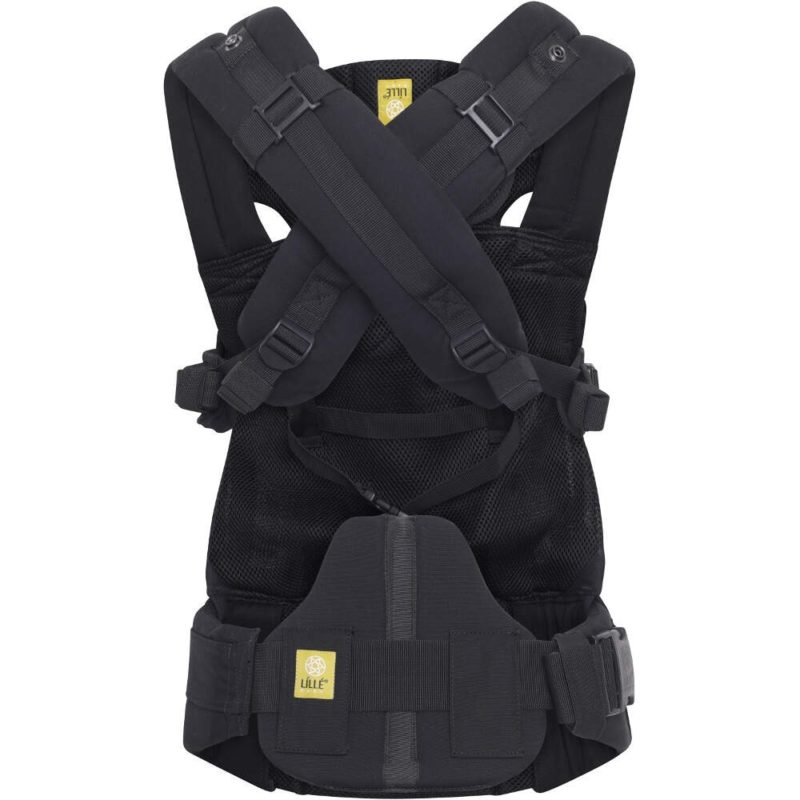 Lillebaby Complete Airflow 6-in-1 Baby Carrier (Black) 2