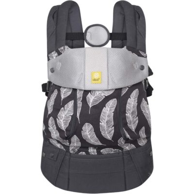Lillebaby Complete All Seasons 6-in-1 Baby Carrier (Birds of a Feather)