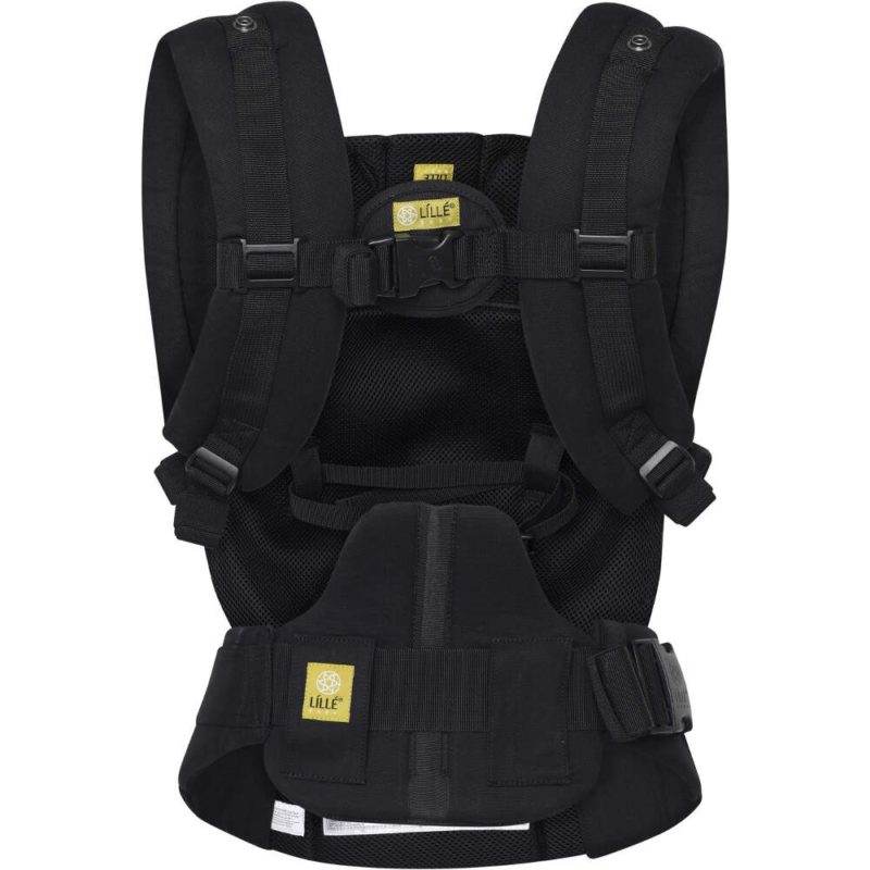 Lillebaby Complete All Seasons 6-in-1 Baby Carrier (Black) 3