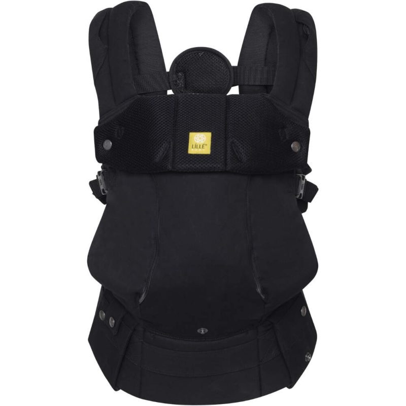 Lillebaby Complete All Seasons 6-in-1 Baby Carrier (Black)