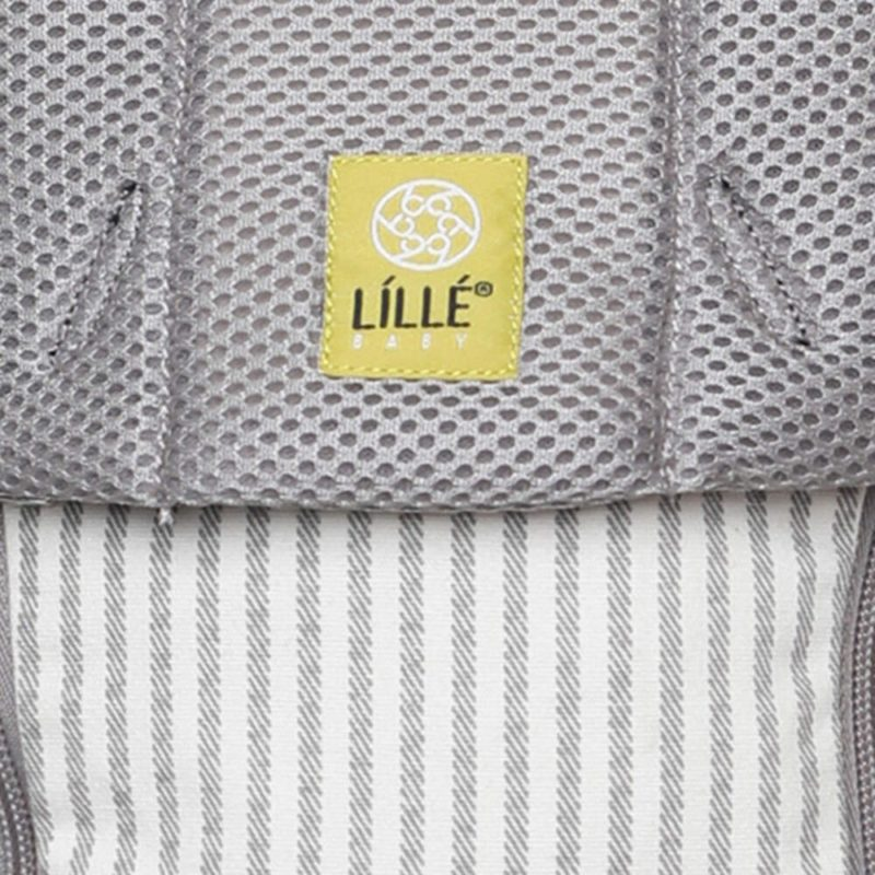 Lillebaby Complete All Seasons 6-in-1 Baby Carrier (Silver Lining) 1