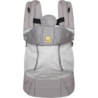 Lillebaby Complete All Seasons 6-in-1 Baby Carrier (Silver Lining)