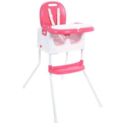 My Child Pink Graze 3 in 1 Highchair