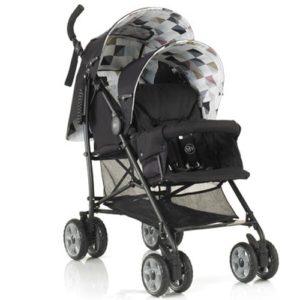 My Child Sienta Duo Tandem Stroller (Geo)