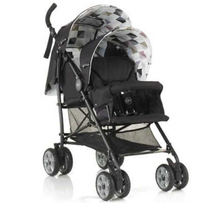 My Child Sienta Duo Tandem Stroller (Geo)