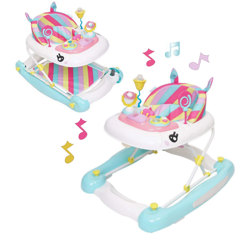 My Child Walk n Rock Baby WalkerRocker Unicorn5