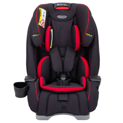 SlimFit-Group-0+123-Fiery-Red carseat