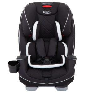 SlimFit-LX-Midnight-Black car seat