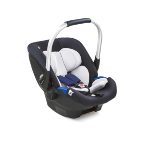 Hauck iPro Baby iSize 0+ Infant Car Seat - Denim