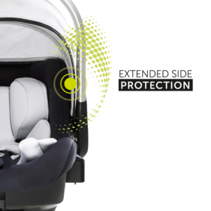 Hauck iPro Baby iSize 0+ Infant Car Seat - Lunar