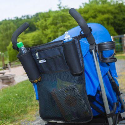 hauck universal stroller bag black 2