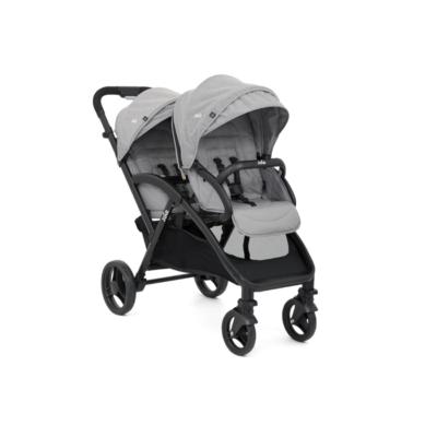 Joie EvaLite DUO Stroller Grey Flannel plus Accessories