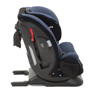 Joie Every Stage FX Group 0+/1/2/3 ISOFIX Car Seat - Navy Blazer