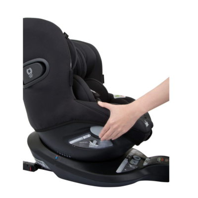 Joie i-Spin 360 i-Size Car Seat - Coal