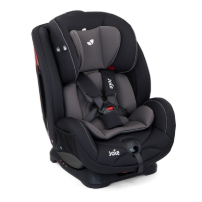 Joie Stages Car Seat Coal+/1/2 Car Seat - Coal