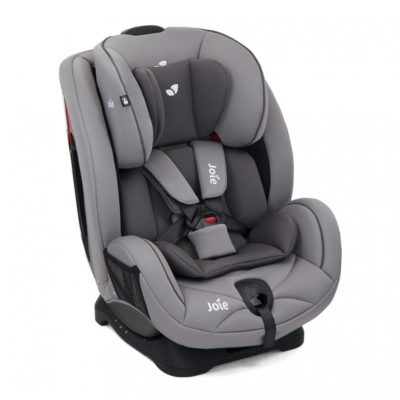 Joie Stages Grey Flannel Car Seat plus Accessories