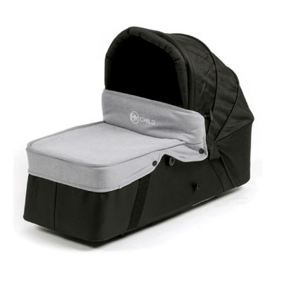 My Child Easy Twin Second Carrycot - Grey