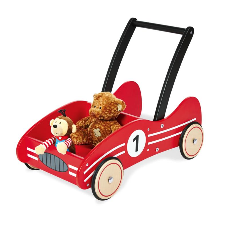 Pinolino Kimi Baby Walker - Racing Red