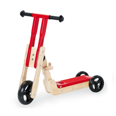 Pinolino Theo Pedal Scooter - Red