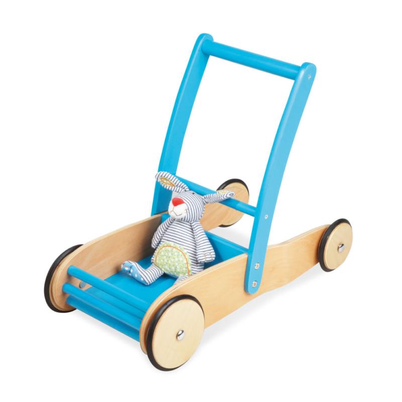 Pinolino Uli Baby Walker - Turquoise