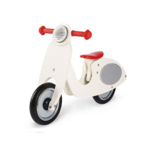 Pinolino Vespa Wanda Balance Bike - Cream