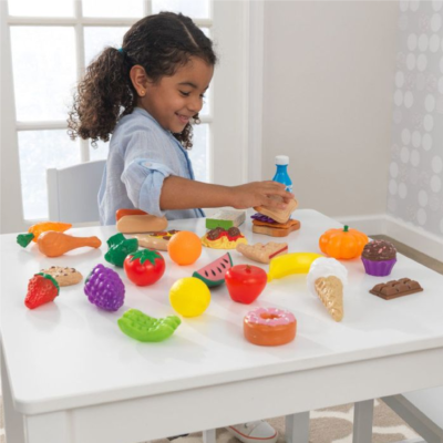 30-pc Play Food Set1