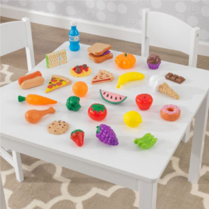 30-pc Play Food Set2