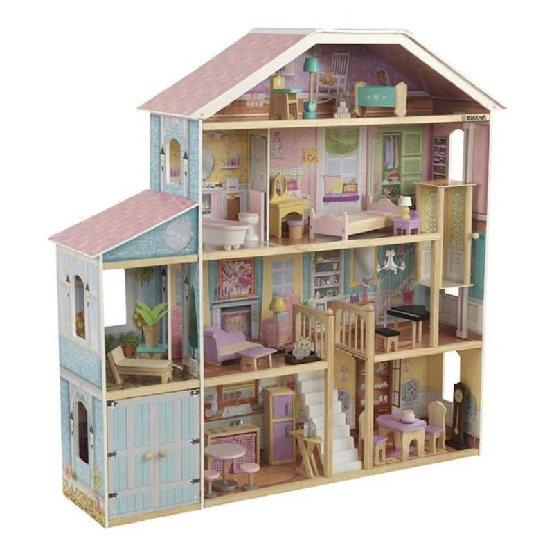 Grand View Mansion Dollhouse