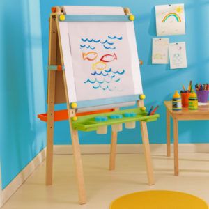 Kidkraft Artist Easel with Paper Roll - Brights7