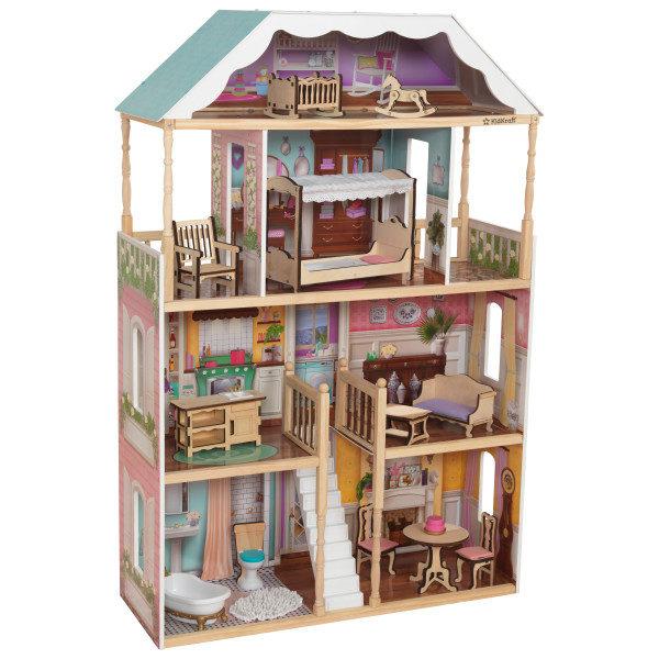 Kidkraft Charlotte Dollhouse1