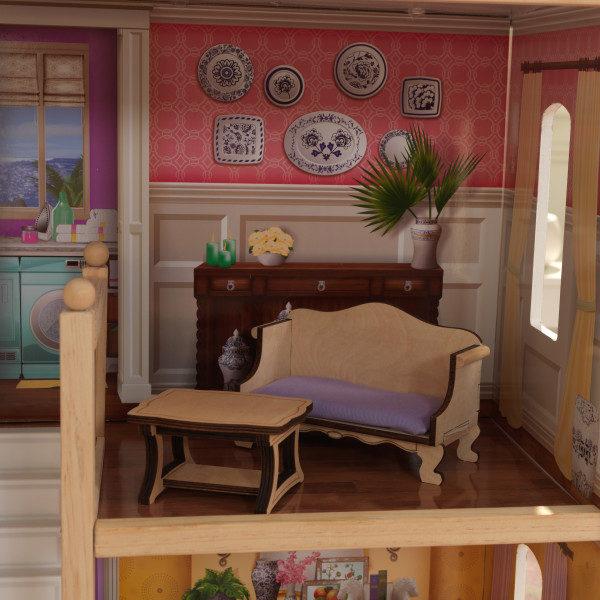 Kidkraft Charlotte Dollhouse11