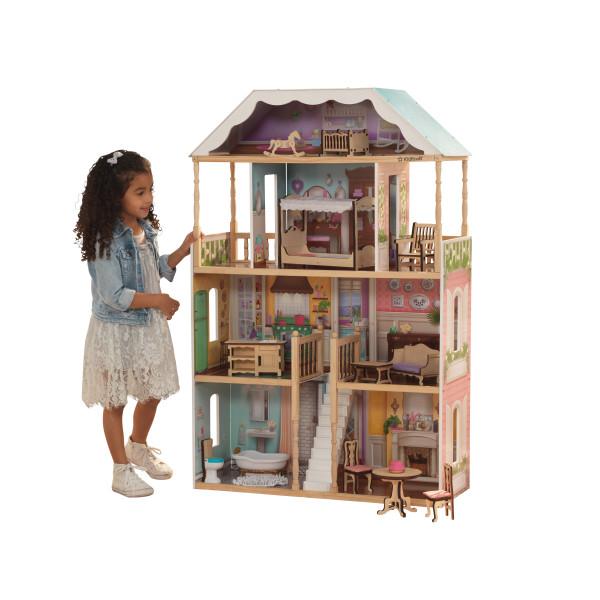 Kidkraft Charlotte Dollhouse2