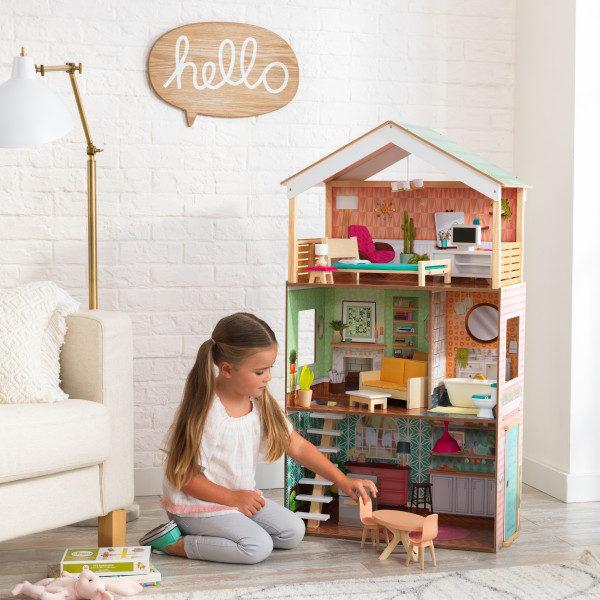 Kidkraft Dottie Dollhouse1