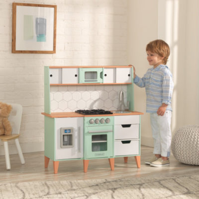 Kidkraft Mid-Century Modern Play Kitchen
