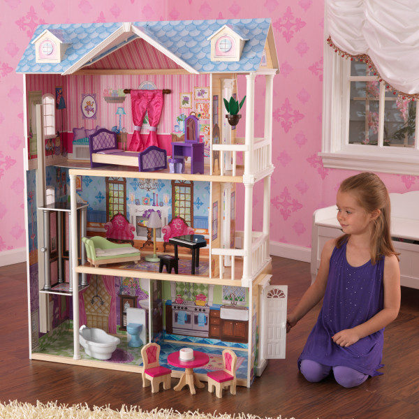 Kidkraft My Dreamy Dollhouse1