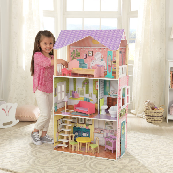 Kidkraft Poppy Dollhouse1
