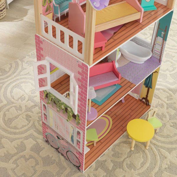 Kidkraft Poppy Dollhouse10
